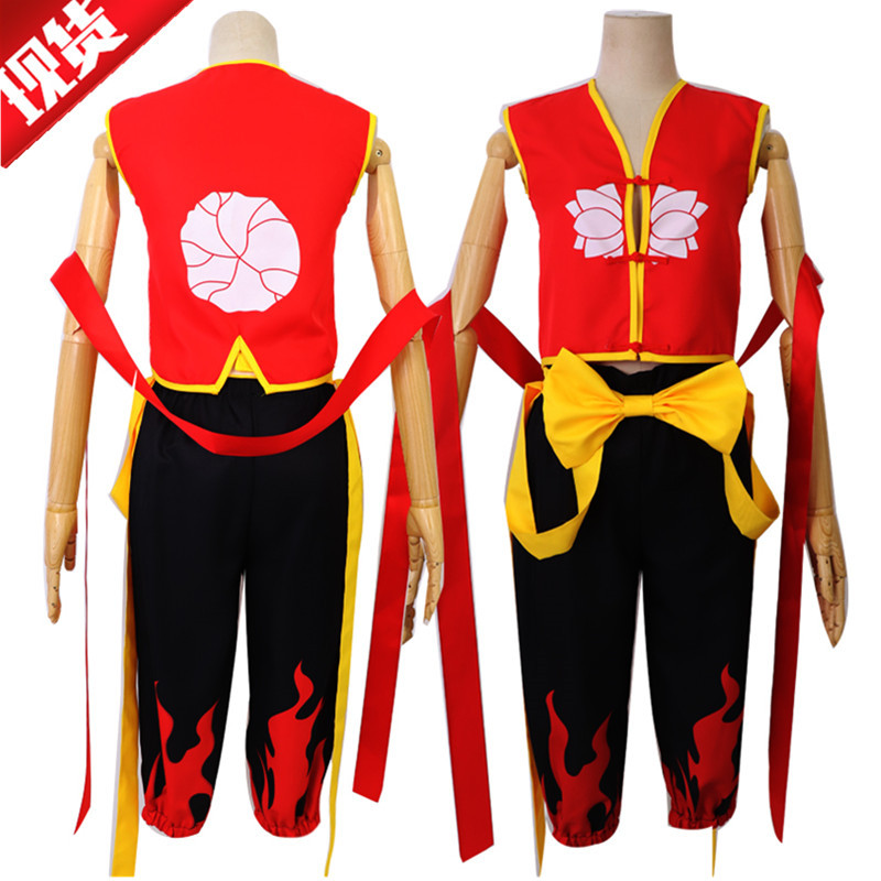 Cosplay clothing secondary animation childrens role play
