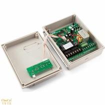 道闸控制器主板停车场电动伸缩门通用遥控接收控制主机22001
