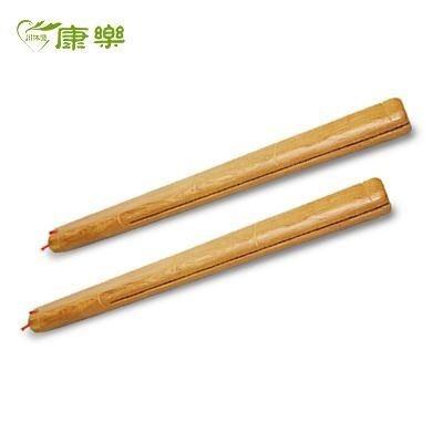 健打棒经络捶敲保健康打锤按摩拍捶背香檀木竹棒身养生经络节拍