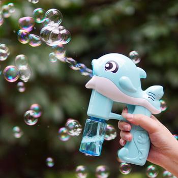 吹泡泡机抖音同款泡泡器儿童玩具泡泡枪电动网红少女心自动不漏水