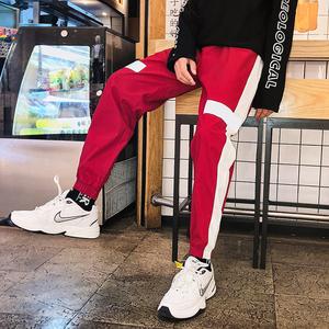 嘻哈街舞现代宽松时尚练功裤子