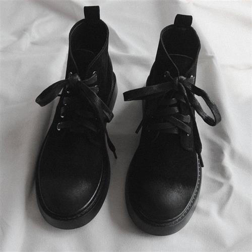 ばんまつの短いヒッピー系嶺靴のパンプス
