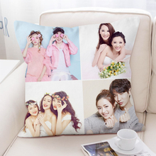 DIY printable picture pillow custom made picture custom made Xiao and double-sided picture real person pillow cushion quilt dual purpose