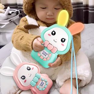 唱歌兔子早教机婴儿故事机智能婴幼儿宝宝玩具音乐益智1儿童0-3岁