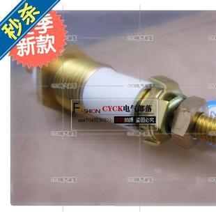 防爆电机接线柱 油压型 y一头螺母 一头压线 带螺杆弓#形垫片 M8