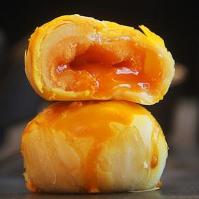 格纳滋芝士流心奶黄酥220g蛋黄酥