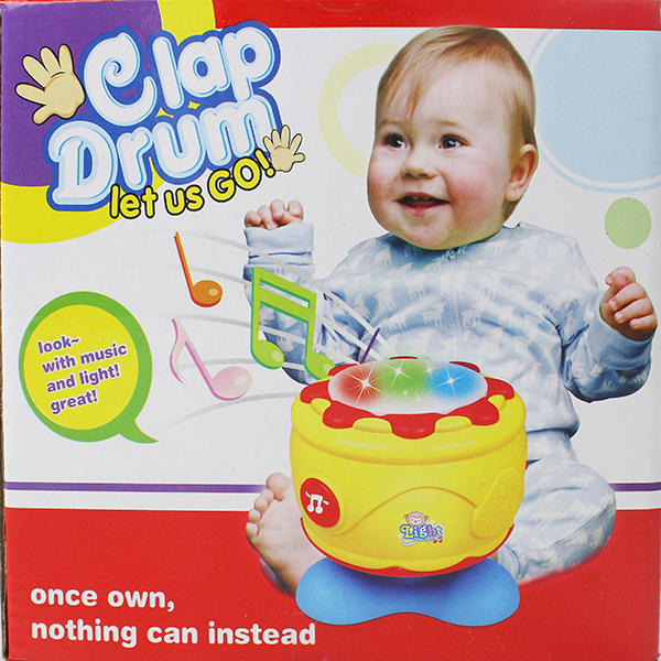 Детские электронные барабаны Артикул 604493703688