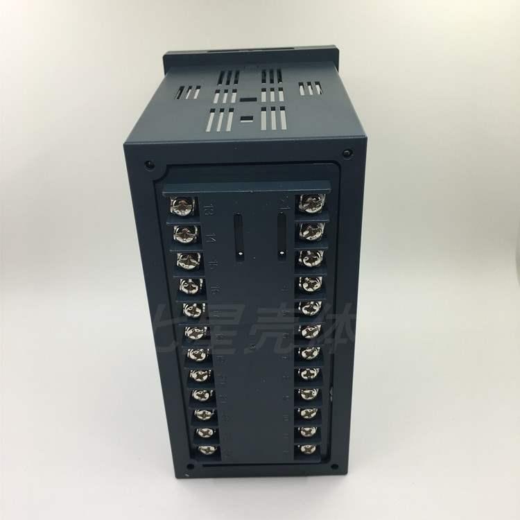 柜装仪表外壳塑料外壳智能数显温度仪表壳W110尺寸80*160*110