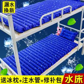 冰垫水床垫宿舍降温神器夏天学生单人水床双人水席冰床垫水垫凉垫图片