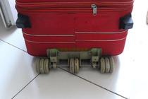 旅游行李箱保护套袋子竖款外罩旅行箱拉链箱防尘套外套密码箱加厚