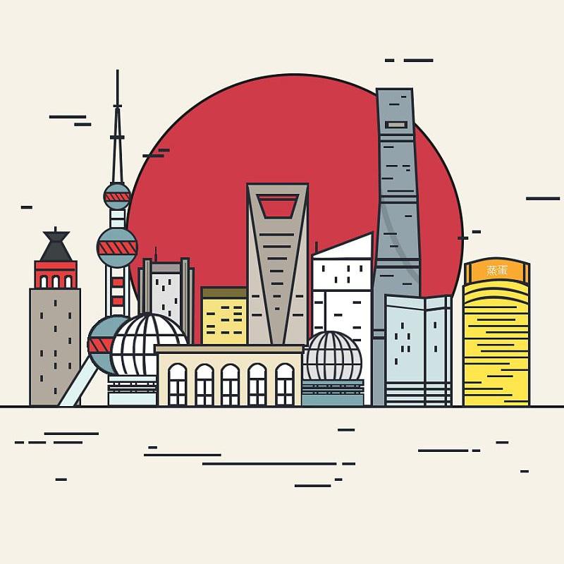 杭州OR上海出发 魔都上海纯玩一日游 东方明珠城隍庙 南京路 外滩