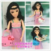 挂包换装 奥智帆芭比娃娃手提娃娃手袋15起发包