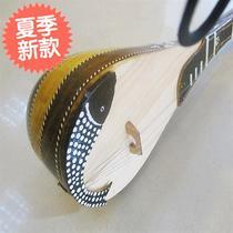 新疆民族乐器弹布尔演奏乐器f家居装饰摆件少数民族特色真品