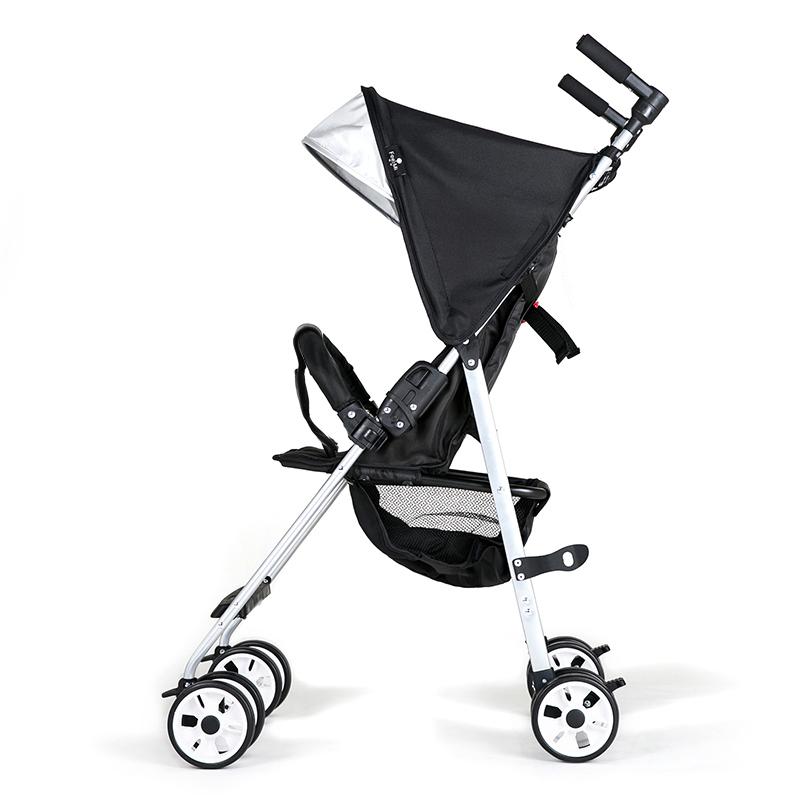 券后438.00元。轻便携婴儿手推车折机儿童简易夏伞车网状叠可坐躺幼儿小孩上飞