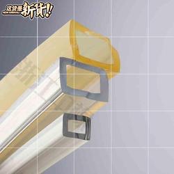 扎带六角螺母输b送机方管各种异型管材pvc方型软管螺钉输送管透明