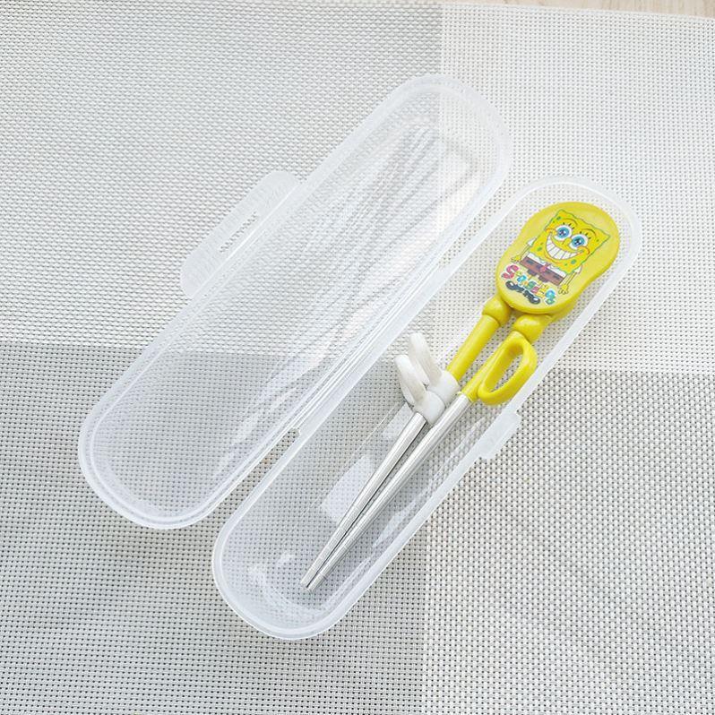 一年级碗筷子勺子套装可爱便携餐具卡通猫咪胡萝卜上班族带饭儿童图片