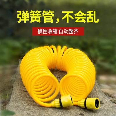 水管软管三3分花园浇花神器伸缩水管软水管家用自来水管子弹簧管