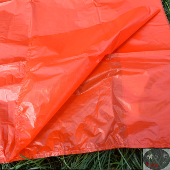 红色超大号塑料袋背心带手提加厚特大搬家打包装服装食品方便袋子