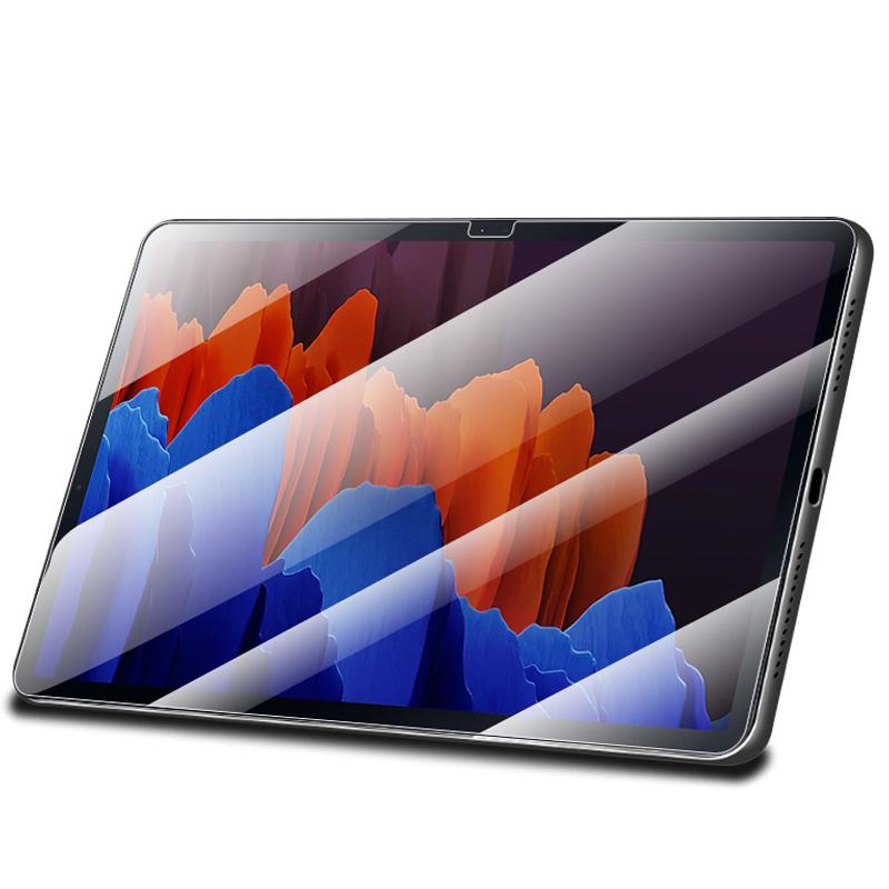 サムスンタブレットコンピュータs 7鋼化膜tabs 7+保護フィルムsamsungガラスに適用してプラススクリーンを貼る。