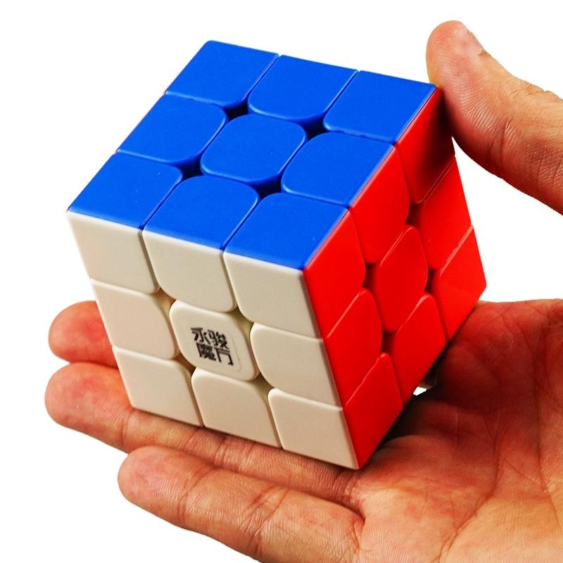 11-13新券魔域魔方二3阶三4四五阶顺滑磁力比赛专用套装全套初学者益智玩G