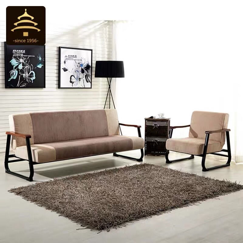 Tiantan furniture foldable sofa bed modern living room multi-functional fabric sofa small family parcel parcel mail installation
