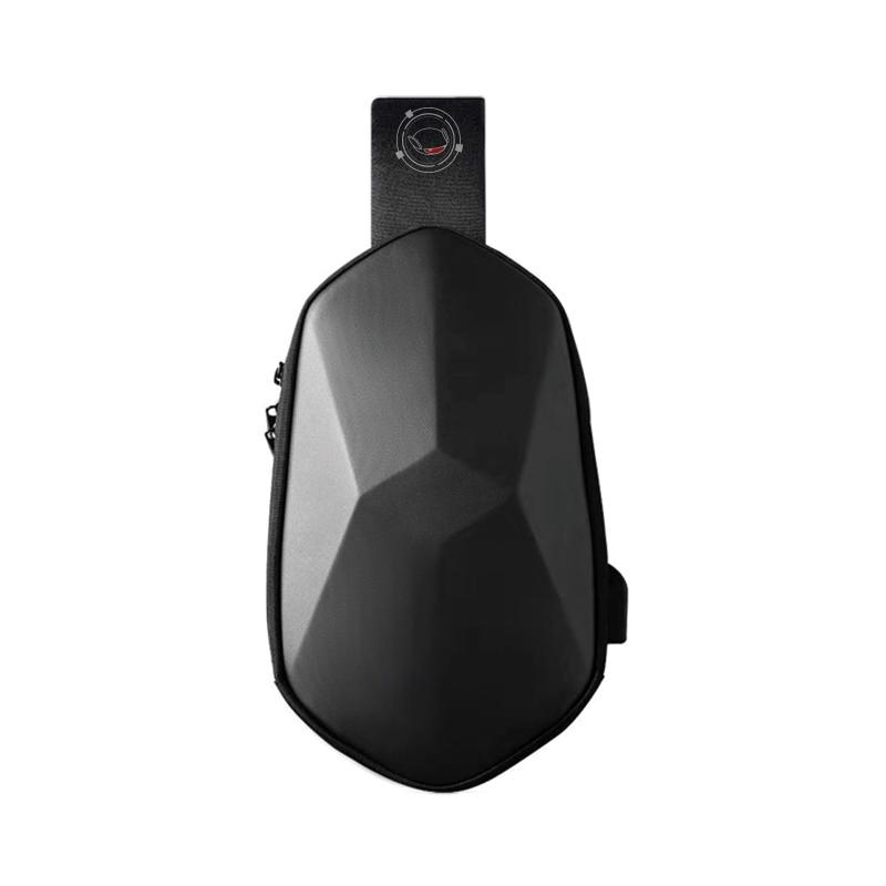 TAJEZZO探迹者多面体斜挎包胸包单肩包芒果仔IP充电USB小米有品券后129.00元