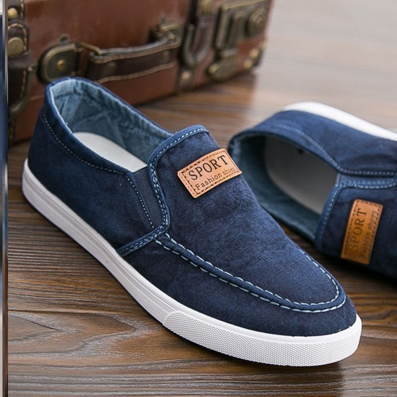 Long standing soft soled work shoes occupational labor super soft antiskid shoes early autumn driving soft surface shallow mouth lazy shoes comfortable spring