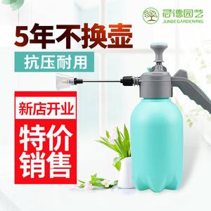 浇花喷壶喷雾瓶消毒园艺浇水高压气压式压力小型家庭洒水壶大码