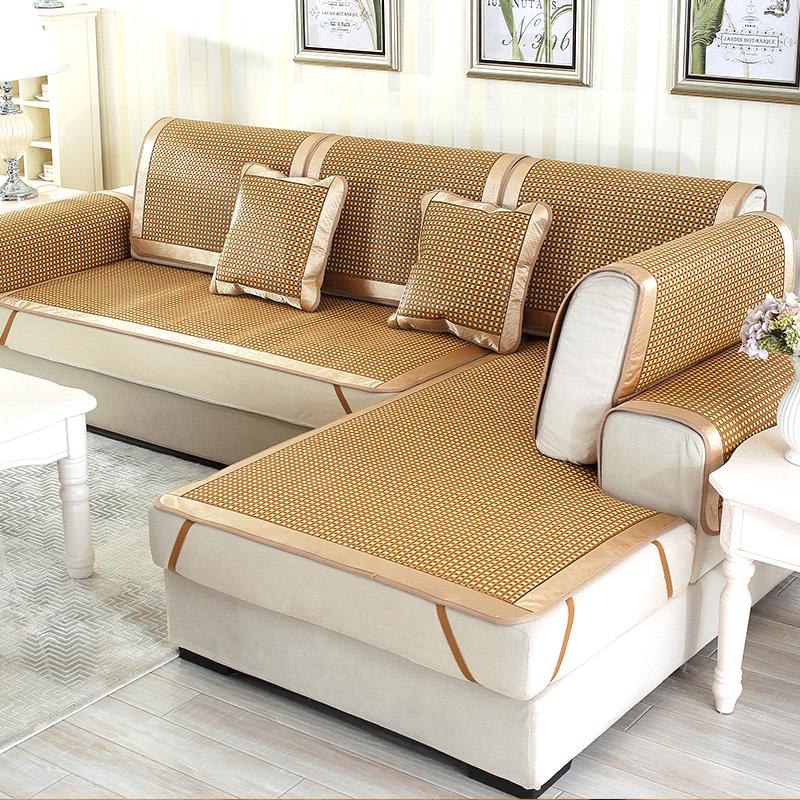 中国沙发垫夏季夏天款藤席凉席冰(非品牌)