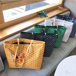大容量包包女软皮面韩国2020新款购物袋单肩手提拖特包时尚帆布包