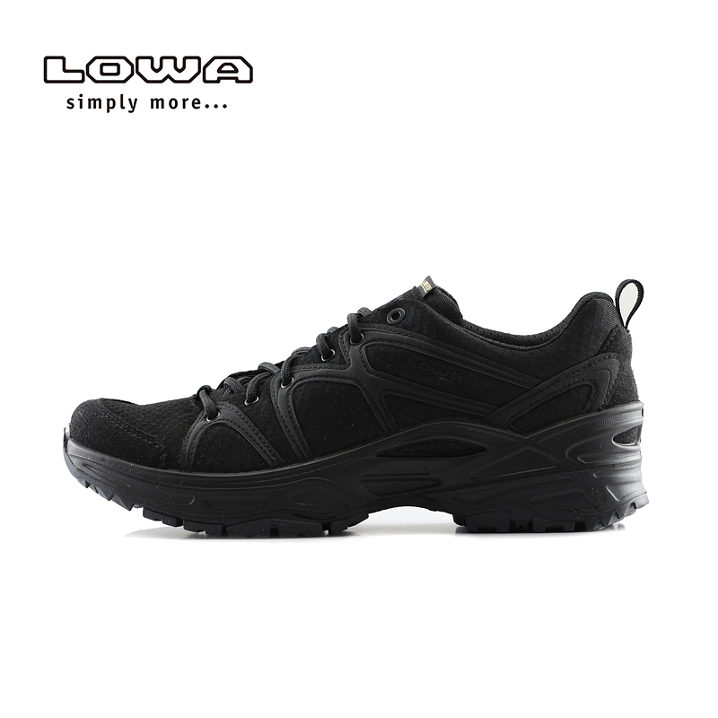 Lowa [official authentic] outdoor innox GTX mens low top waterproof and wear resistant combat tactical boots