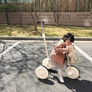 兒童三輪車1-5歲自行車嬰兒推車腳踏車子小孩童車寶寶幼兒手推車