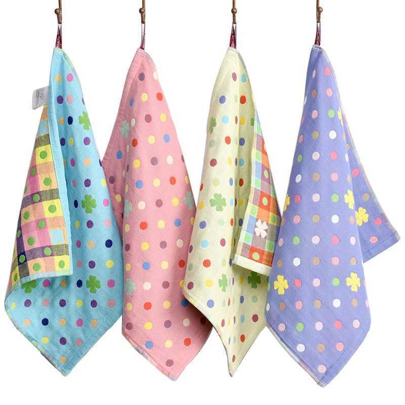 手巾大吸水檫手挂式儿童四方家用洗脸水儿幼儿园大方手帕方巾幼儿