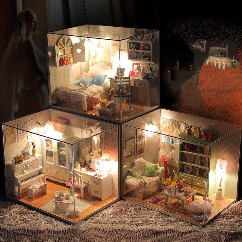 创意女孩送女孩生日特别的礼物女生情侣浪漫520送闺蜜礼盒送朋友