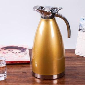 大号容量厨房用品不锈钢凉冷水壶家用耐高温防漏防摔电解内胆