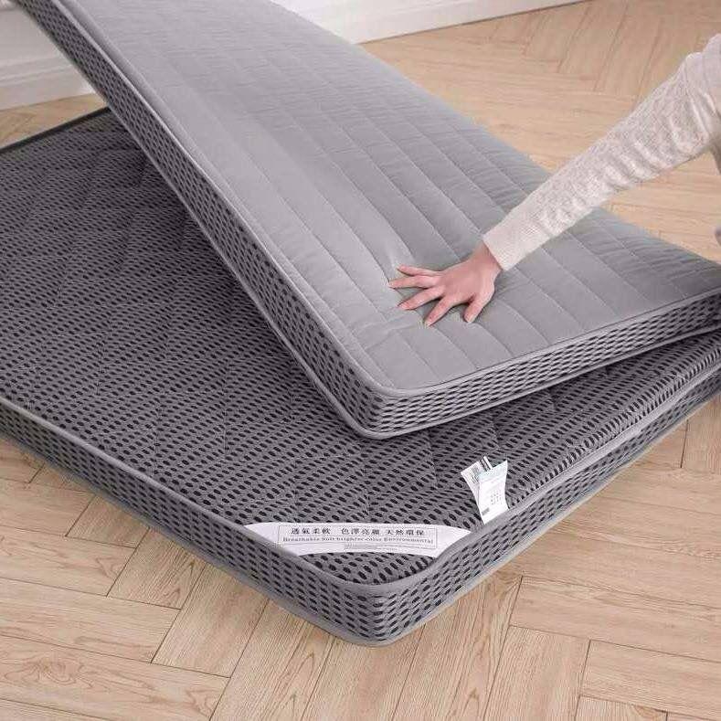 加厚床垫1.5米床垫子双人1.8单人上下铺学生宿舍榻榻米可折叠地垫