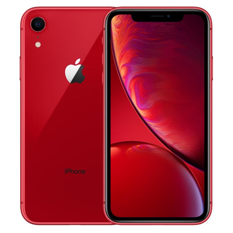 【限时下单减100元】Apple/苹果 iPhone XR 全网通4G手机双卡双需要用券