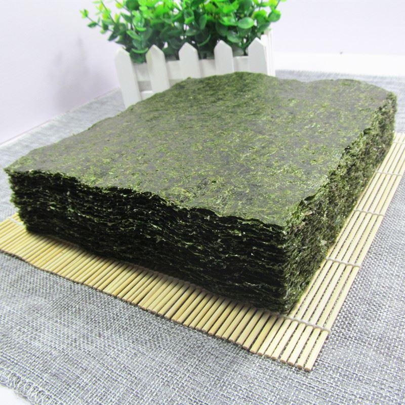 寿司海苔片50张紫菜包饭多套餐可选原味大片寿司料理30张10张
