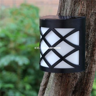 Outd IP55 LEDs Waterproof Solar LED New Sensor Light