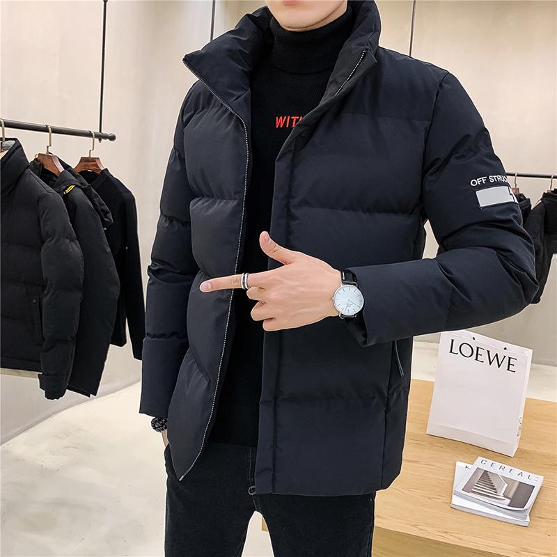 趟狐棉衣男士外套2020新款冬季衣服韩版潮流面包棉服冬天男装加厚