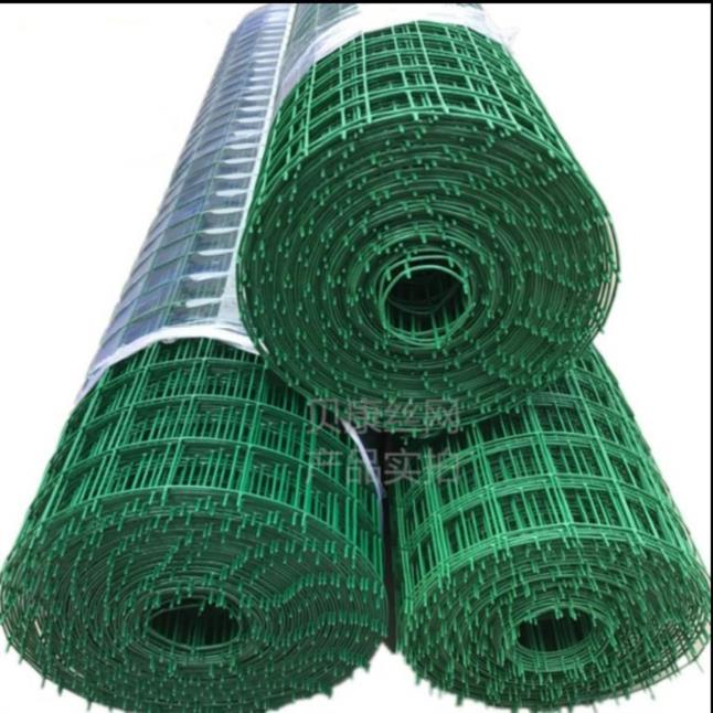 网格铁丝网围栏户外栅栏1.5米栏杆养殖网高速护栏网-养殖 护栏(中羽五金专营店仅售39.83元)