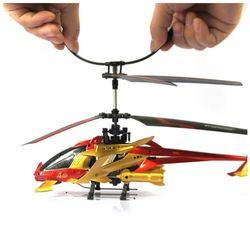 。奥迪双钻雷速登翼飞冲天2遥控飞机直升机傲飞号玩具充电战斗机