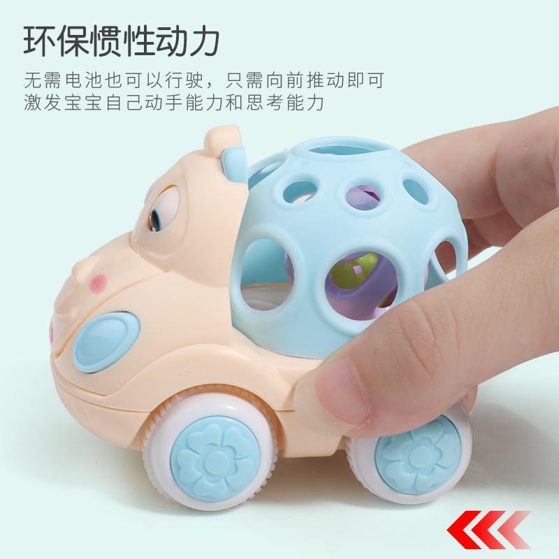 小朋友玩具学习女孩女孩版礼物幼儿童多功能婴儿玩具有声会动小车
