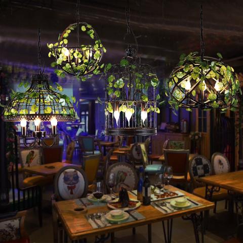 清吧吊灯音乐餐厅酒吧吊灯清吧火锅店烧烤吧吊植物吊灯