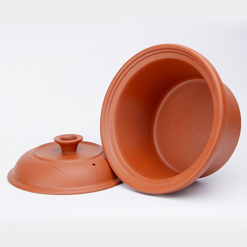 多功能紫砂锅隔水炖盅小家用陶瓷内胆炖炖锅大号养生壶白瓷开关可