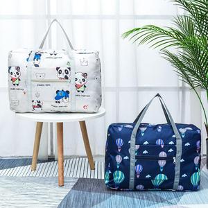 待产包收纳袋子旅行包女手提轻便短途大容量旅游出差便携小行李包