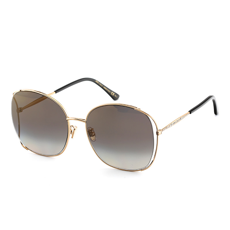 New round sunglasses by Jimmy Chou in 2021 Tinka / g / SK Sunglasses