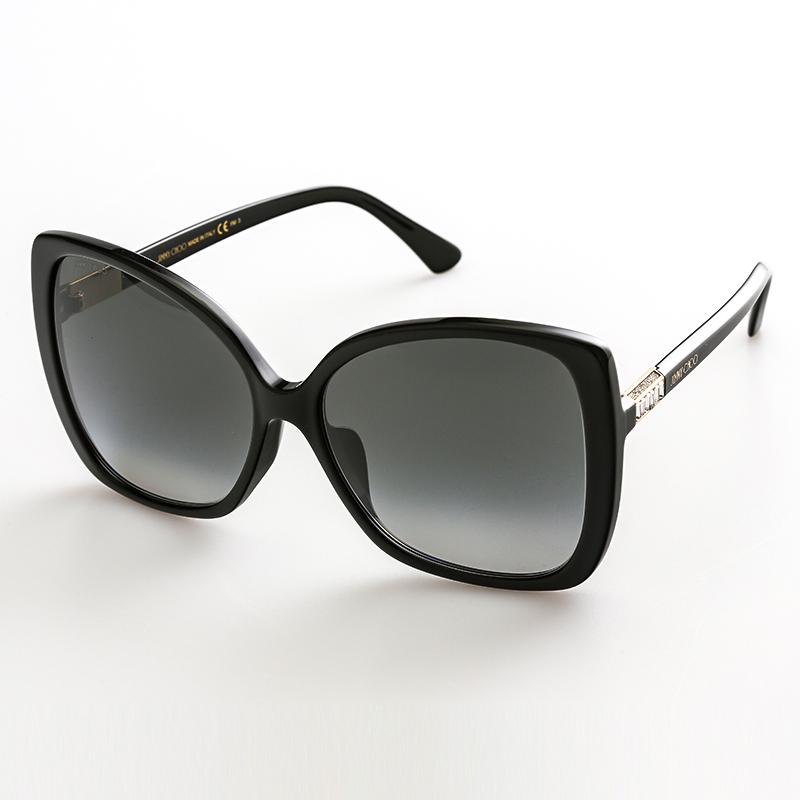 Jimmy Choo Sunglasses Womens 2021 new personalized butterfly full frame Becky / F / s Zhou Yangjie Sunglasses