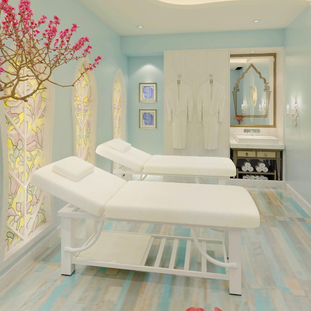 美容床美容院专用按摩床推拿床家用理疗床加宽美体床艾灸床纹绣床