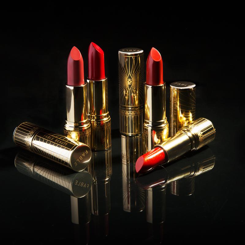 [time discount]Fable Beauty VFP gold breeze Mini gold lipstick moisturizing matte lipstick